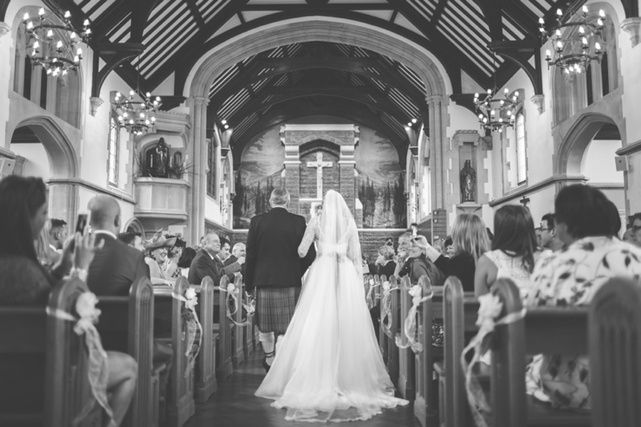 Jacob and Pauline Photography - black and white wedding