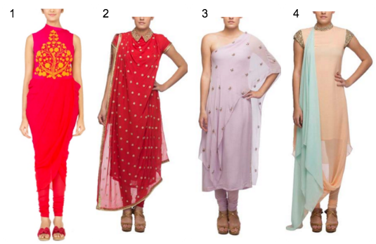 Contemporary Salwar Kameez Collection | Contemporary v/s Traditional Indian Wedding Attire