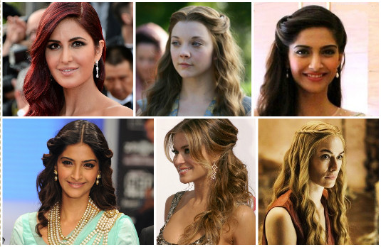 Wedding Hairstyle 3 - Twists and Curls | Mane Game - Beautiful Indian Wedding Hairstyles