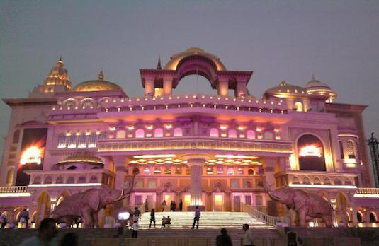 Kingdom Of Dreams | Beautiful Locations for a Big Fat Asian Wedding (Part 2)