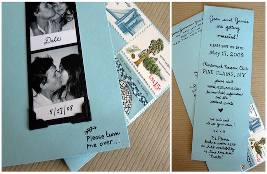 Say Cheese | Alternatives to Extravagant Indian Wedding Invitations