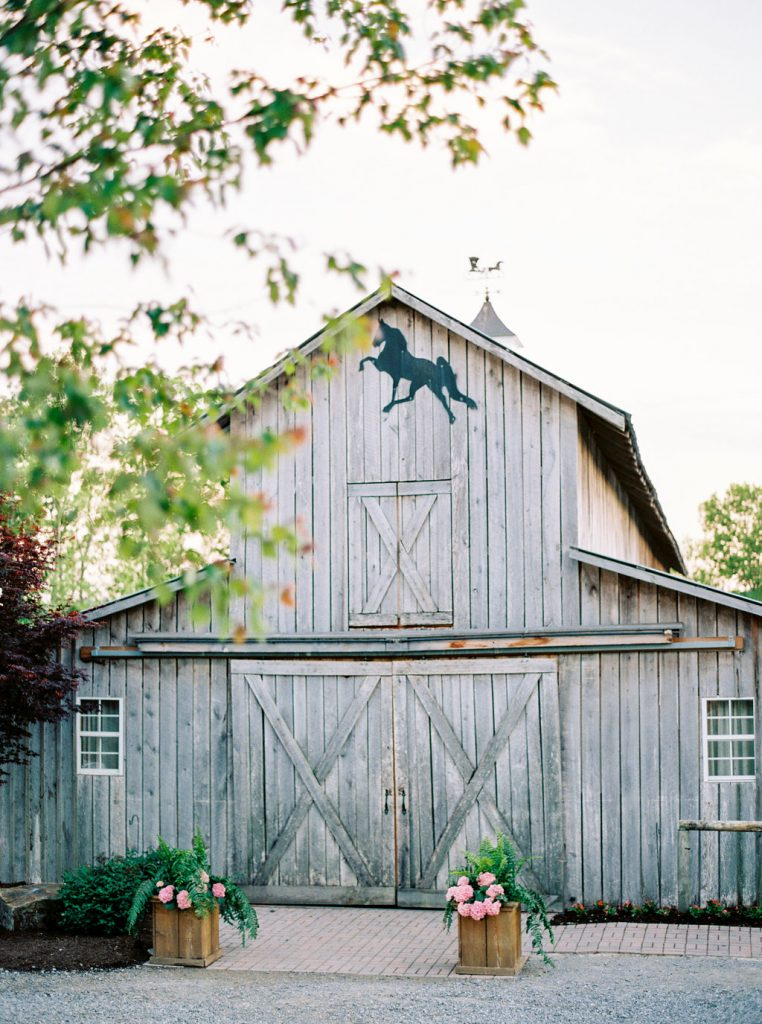 Carriage House | Indian Wedding Venues by Castleton Farms