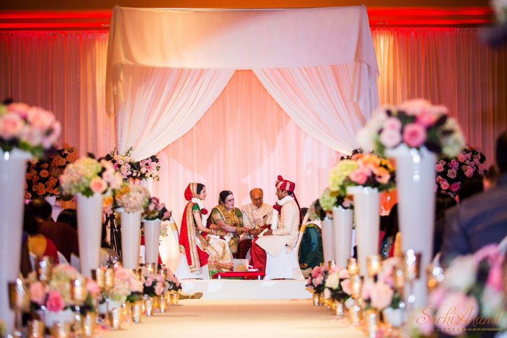 Shivani and Niral's Wedding Ceremony by Sachi Anand
