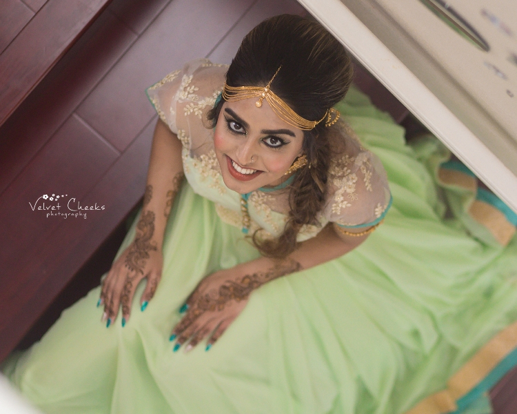 Indian Bridal Looks by TM's Makeup Artistry