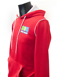 Official Big Fun Run Hoodie