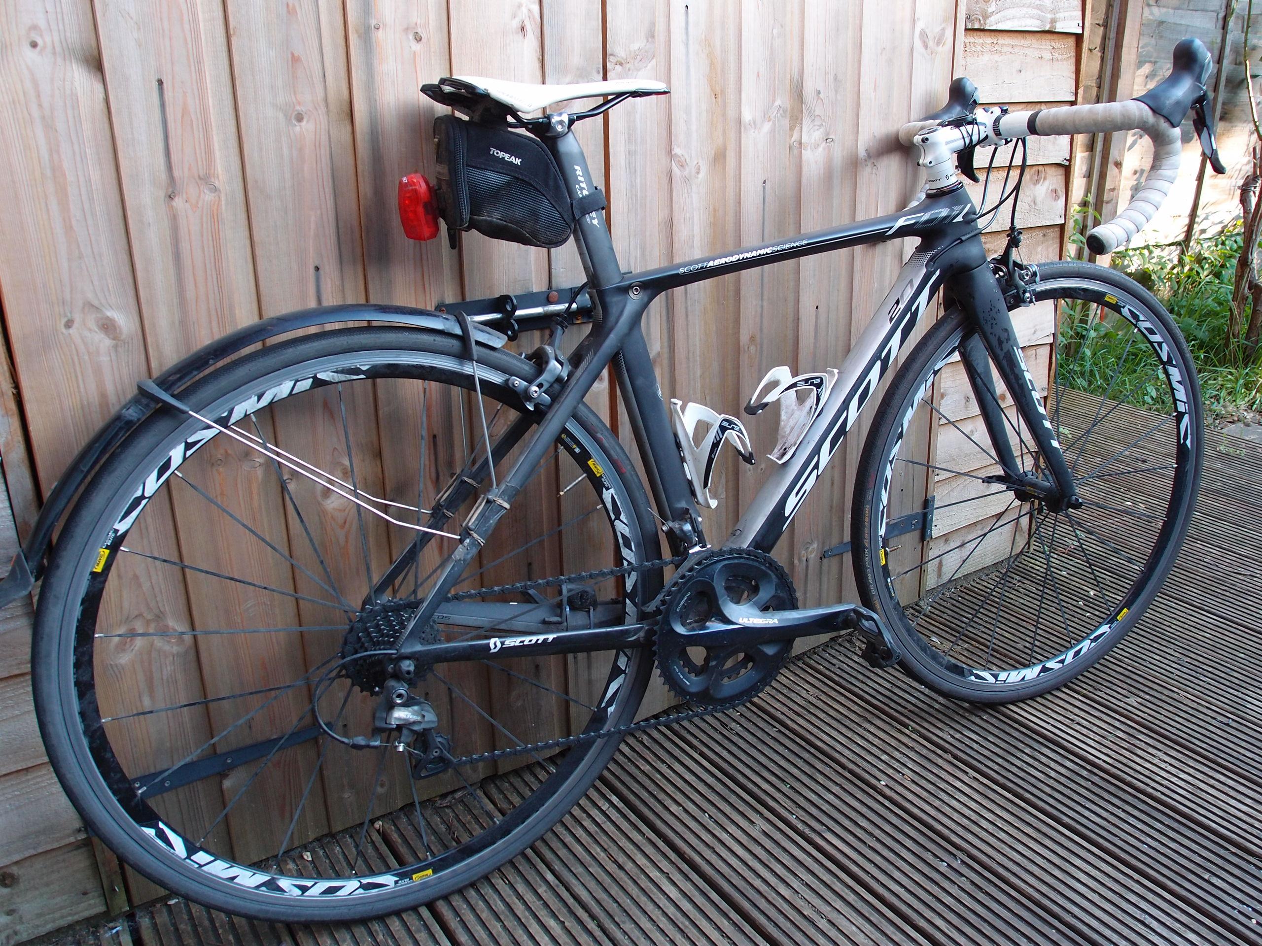 Review: Ultimate Commuter Bike. Scott Foil 20?!