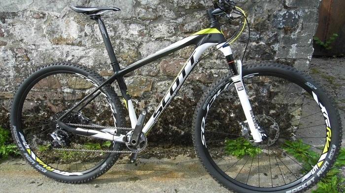 Review Scott Scale 900 Rc 29er Xc Mountain Bike