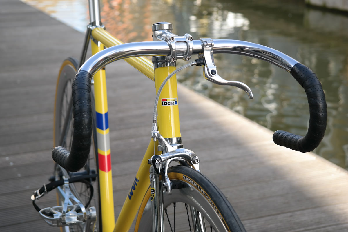 Look Ac 364 Steel Fixie Track Bike Bikesoup Galleries