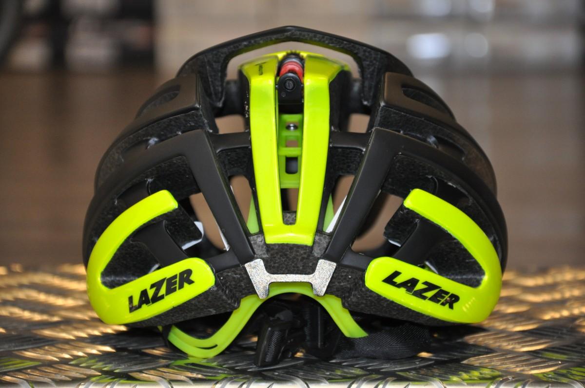 Gear Review Lazer Z1 Performance Cycling Helmet