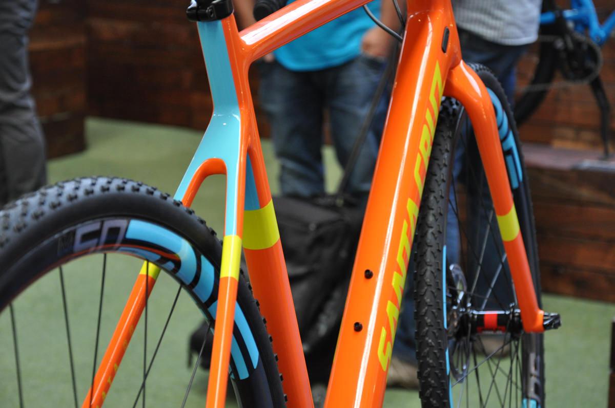 Gallery Santa Cruz Stigmata Cc Cyclocross Gravel Bike