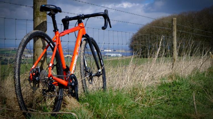 Kinesis 5T cyclocross bike review disc brake