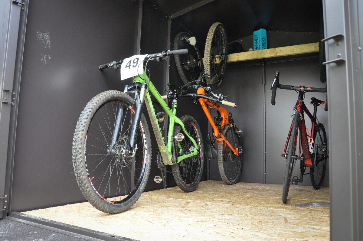Review Asgard Six Bicycle Metal Storage Shed Bikesoup