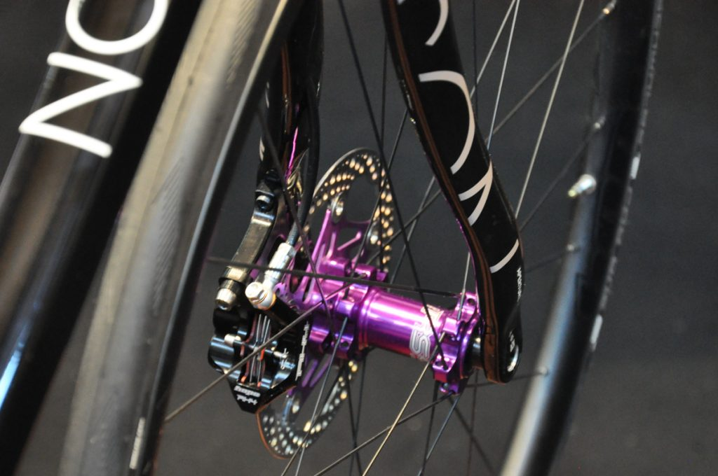 Hope Technology tech rounded disc brakes for road bikes review