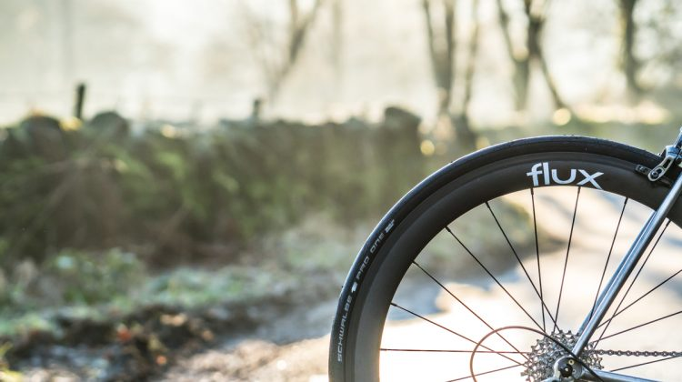 Flux wheels UK british carbon rod 350s 250s review test first ride