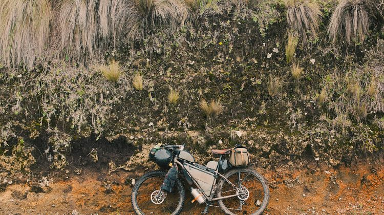 Bombtrack bikes Beyond+ Plus bike packing touring mountain bike disc Tour Divide Baja California