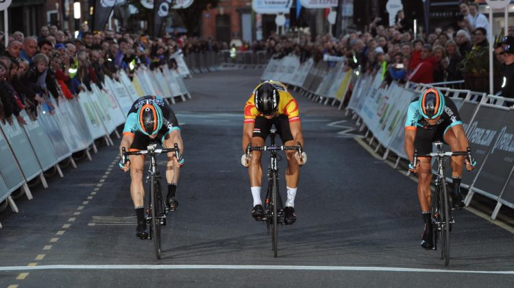tour series winner competition vip