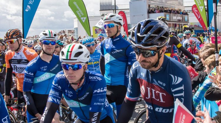tour de yorkshire bike channel canyon video behind the scenes look race