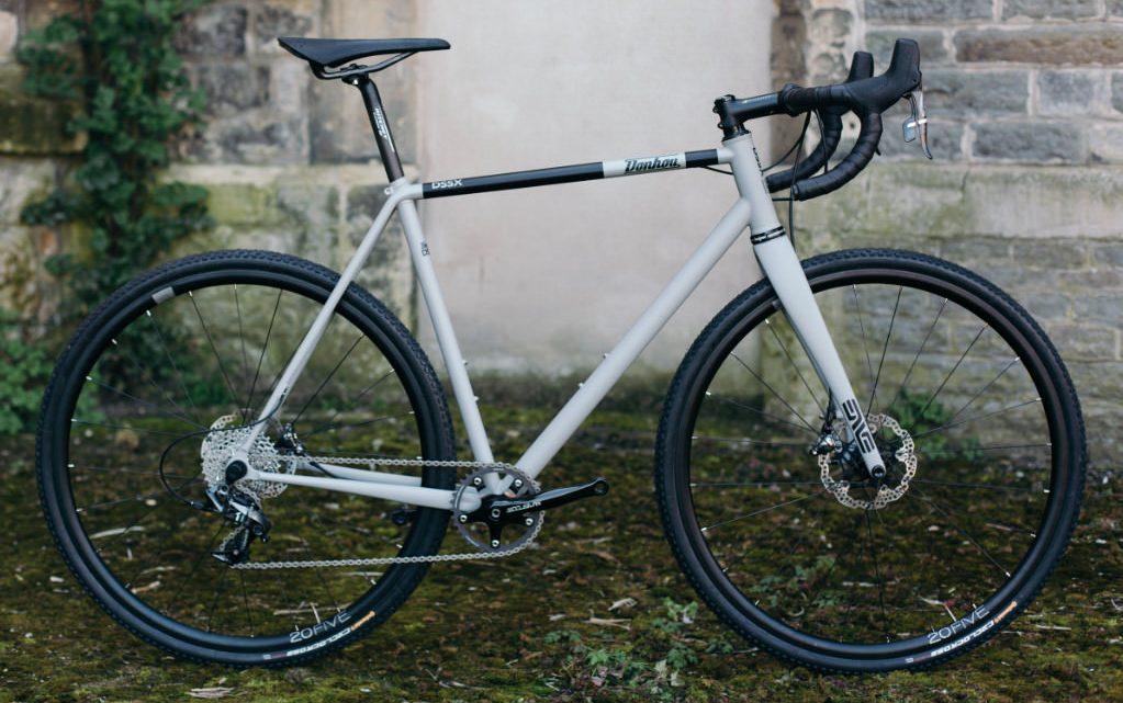 donhou DSS3 cyclocross cx award winning for sale review first look signature steel bike Tom Kibosh