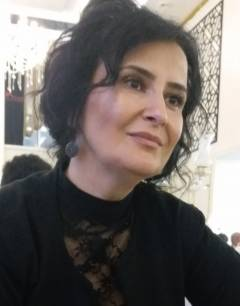 Katre Güneş reader of Coffee Cup, Katina Cards