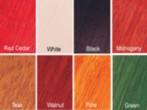 Colourwood X AQ Decorative Woodstain