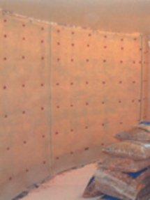 Newton System 500 Lath (with mesh)