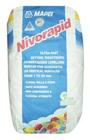 Nivorapid (fast setting mortar)