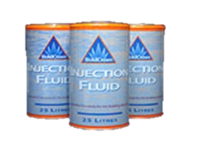 Injection Fluid Low Odour (Silicone)