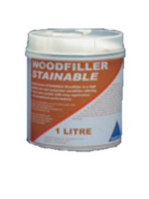 Woodfiller Stainable