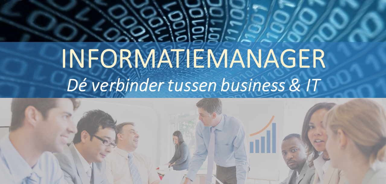 De informatiemanager laat business en IT excellereren