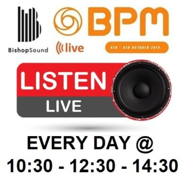 BPM Show October 5th & 6th 2019