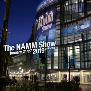 Taking the British Sound to America to NAMM Show 2020