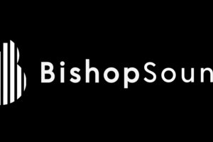 BishopSound Logo - Dark