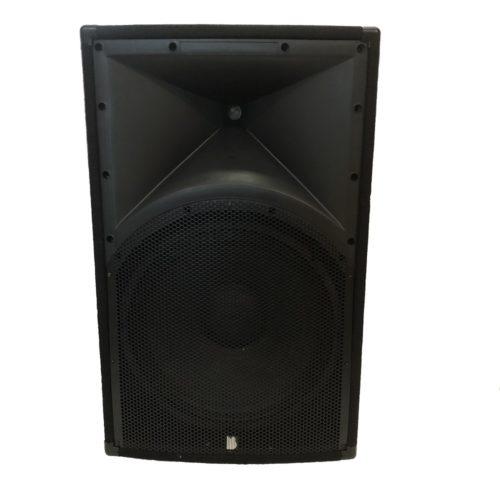 "Alpha Single 12"" Passive 150W RMS 600w Peak Speaker"