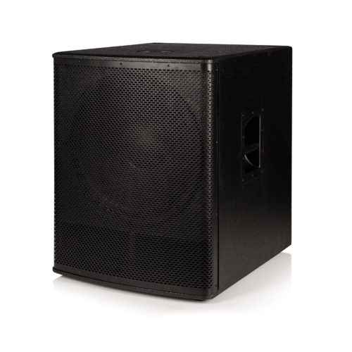 "Beta 18"" Active Powered Subwoofer 1000w RMS"