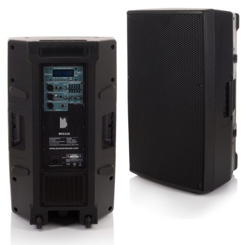"""Orion 12"""" Active Speaker With Bluetooth"""