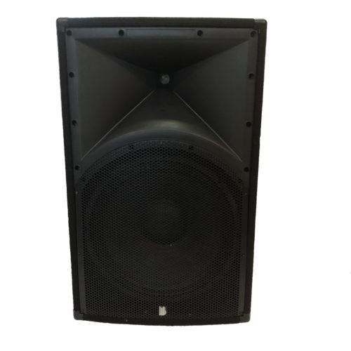 "Alpha Single 12"" Passive 150W RMS 600w Peak Speaker"