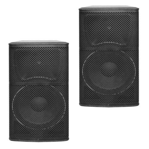 "2 x Beta 10"" Passive Speakers - 600w RMS Full Range System"