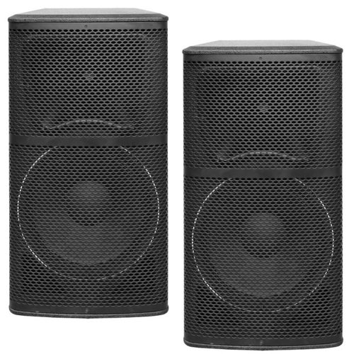 2 X BETA 12″ PASSIVE SPEAKERS - 800W RMS SYSTEM (B-Grade)