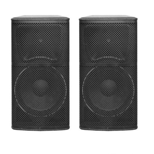 2x Beta 12″ Passive Speakers - 800w RMS System