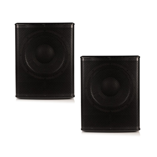 2x Beta 15″ Passive Compact Subwoofer - 1200w RMS Peak