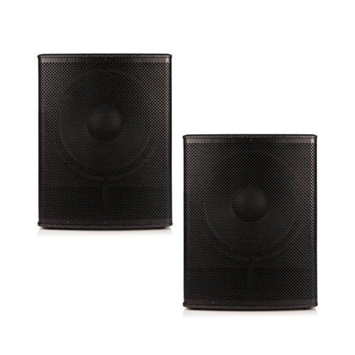 2x Beta 18″ Passive Sub Woofers - 2000w RMS System