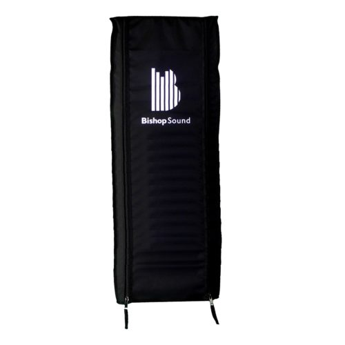 Waterproof Padded Protective Speaker Cover with Zips For BB215A