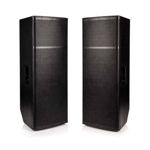 2x Beta Twin 15″ Passive - 2000w RMS Speaker System
