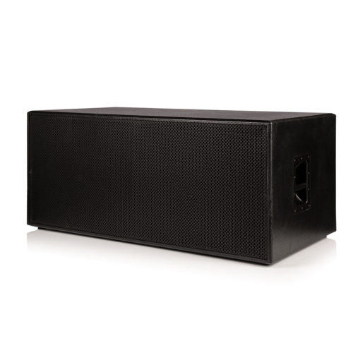 "Beta Twin 18"" Active Powered Subwoofer 1200w RMS"