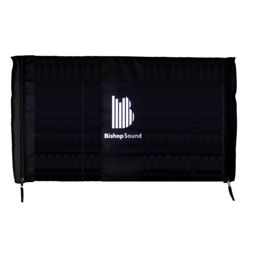 Waterproof Padded Protective Speaker Cover with Zips For BD221S