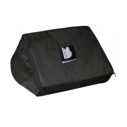Waterproof Padded Protective Speaker Cover with Zips For Wedge Monitor BD12M