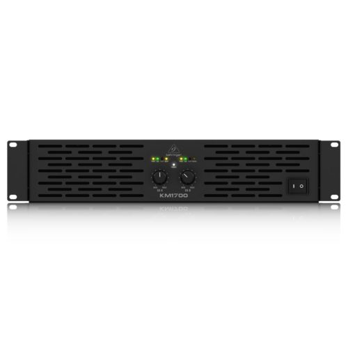 Behringer KM1700 Power Amplifier 1700w RMS