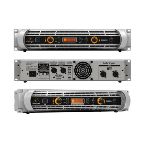 Behringer iNuke NU3000DSP Power Amplifier 2000w RMS