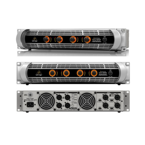 Behringer iNuke NU4-6000 4 Channel Power Amplifier