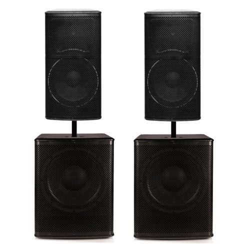 Big Gig Rig 6 - 2000w RMS PA System